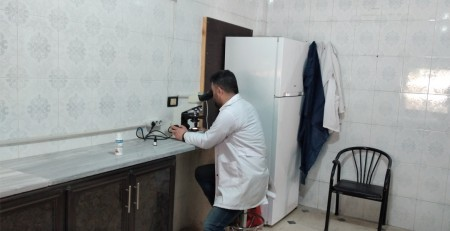 Strengthen Specialised Tuberculosis Care Provision in North-West Syria